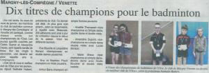 Article Oise Hebdo