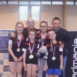 Championnat régional Jeunes: que du bonheur!